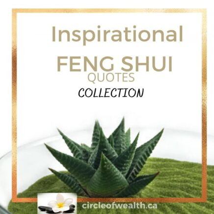 Inspirational Feng Shui Quotes Collection