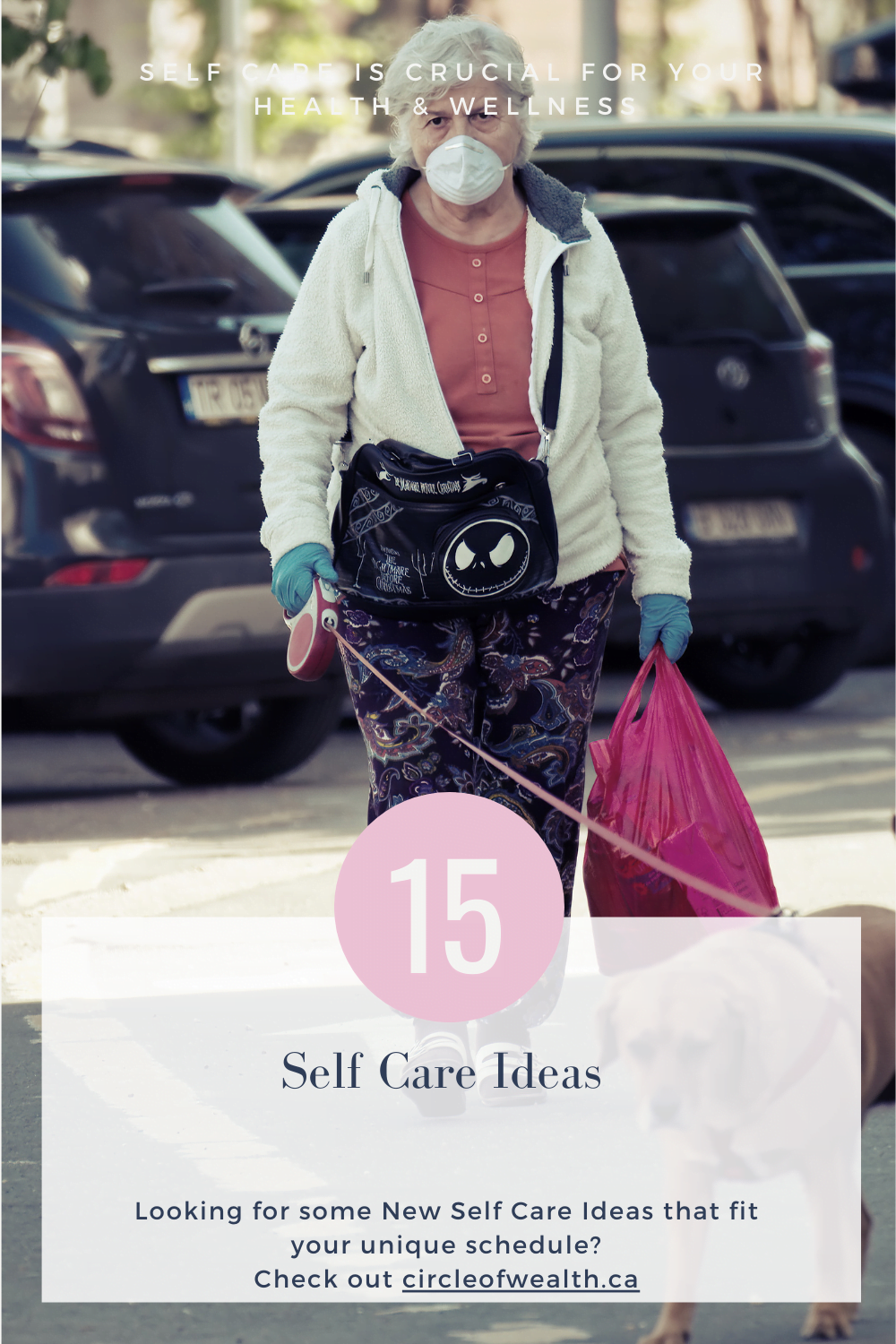Self Care Ideas during Covid