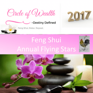Circle of Wealth How to Feng shui your Home for 2017 Yin Rooste