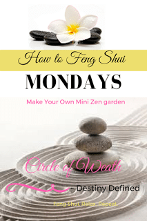How To Create Your Own Mini Zen Garden   Circle Of Wealth Destiny Defined  Feng Shui, With A Sprinkle Law Of Attraction To Help You With Your Love ...