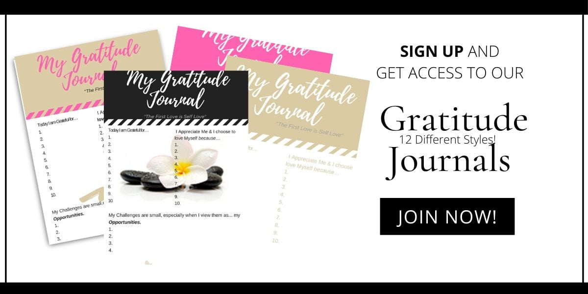 Classic Gratitude Journal Collection