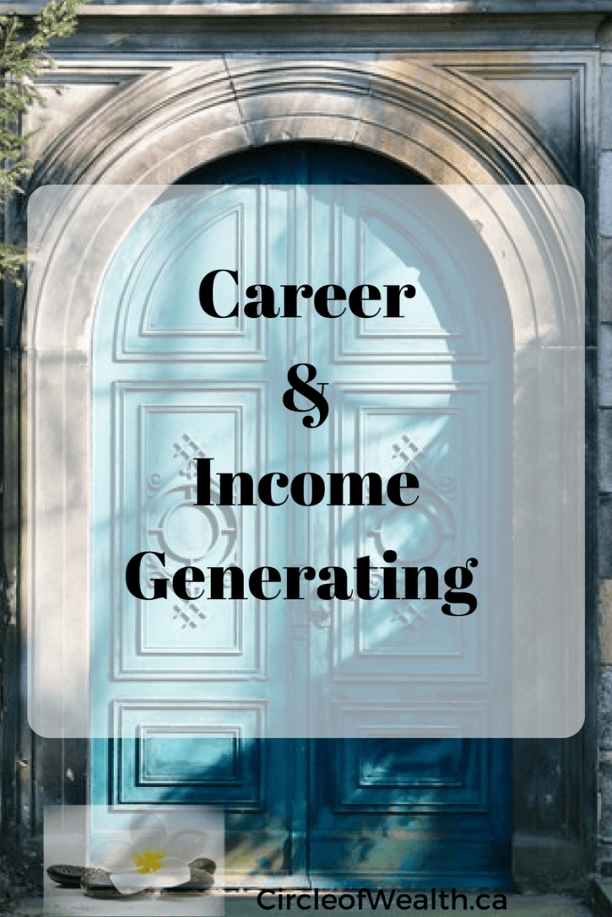 Career & Income Generating