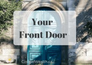 Your Font Door in Feng Shui