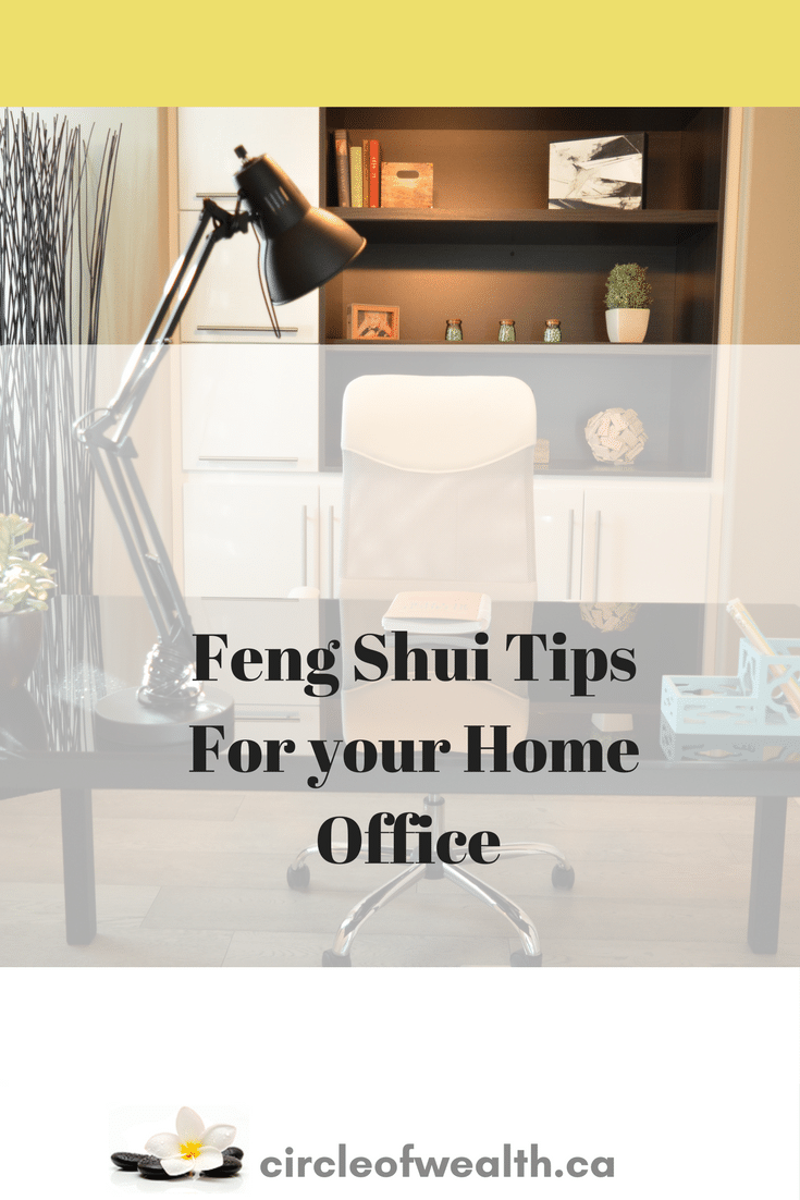 Feng Shui Tips for your office