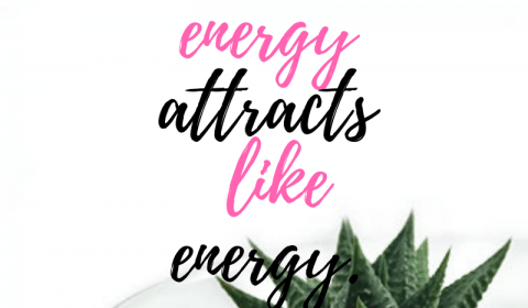 Like attracts Like Energy