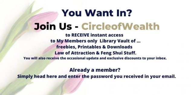 you want to join our circle