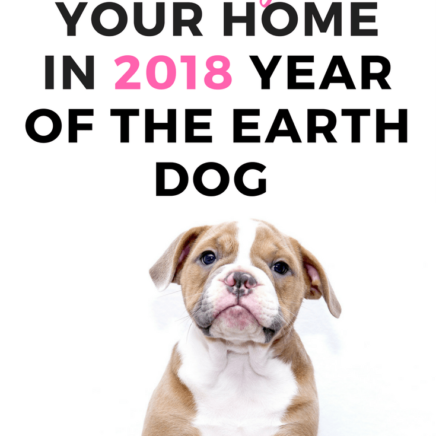 """How to Feng Shui your Home Guide for 2018."""
