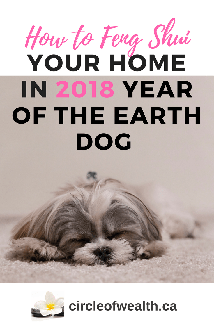 How TO Feng Shui Your Home for 2018