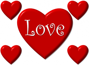 Love and Romance for April