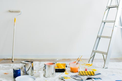 paint your bedroom